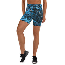 Positively Poppin' Fashion - Yoga Shorts - CARIBELLEH