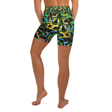 Positively Poppin' Fashion - Yoga Shorts - DANCEHALL