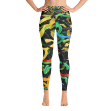 Positively Poppin' Fashion - Yoga Leggings - DANCEHALL