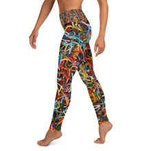Positively Poppin' Fashion - Yoga Leggings - LOST MAPLES