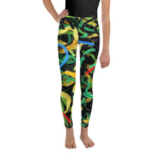 Positively Poppin' Fashion - Youth Leggings - DANCEHALL