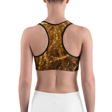 Positive Pop Fashion - Positive Pop Sports bra - FIREFLY