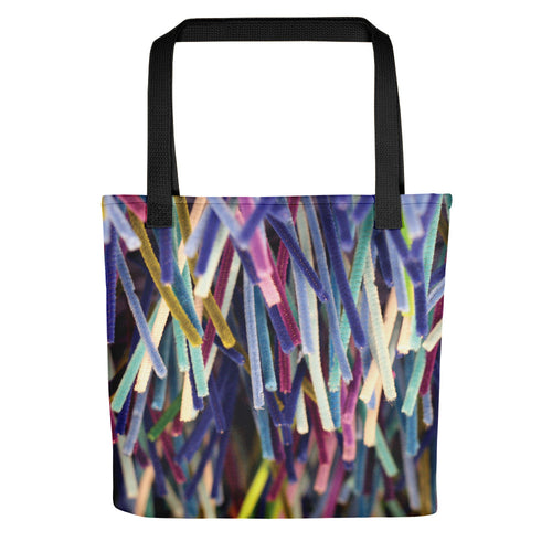 Positively Poppin' Accessories - Tote bag - BLUE MOON