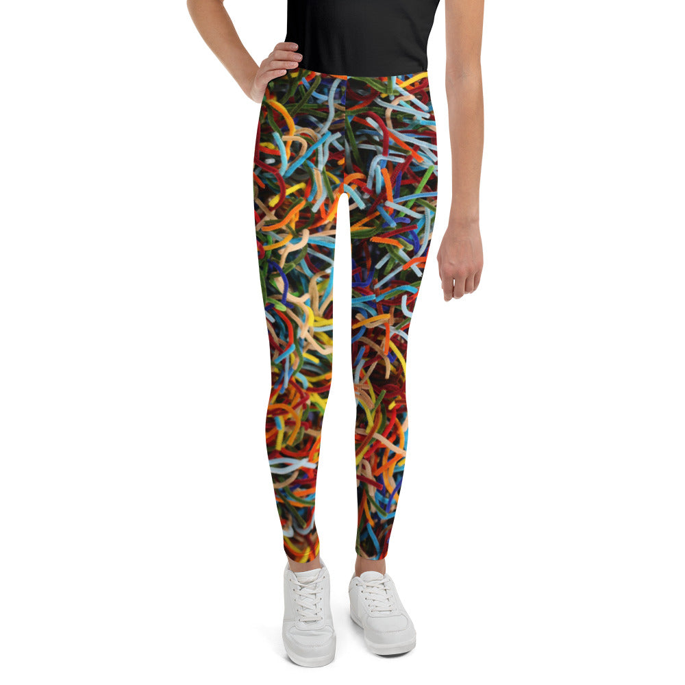Positive Pop Fashion - Youth Leggings - LOST MAPLES