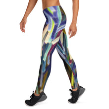 Positive Pop Fashion - Positive Pop Leggings - BLUE MOON