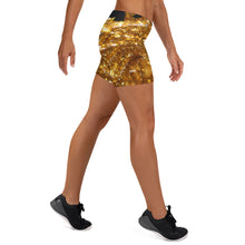 Positive Pop Fashion - Positive Pop Spandex Shorts - FIREFLY