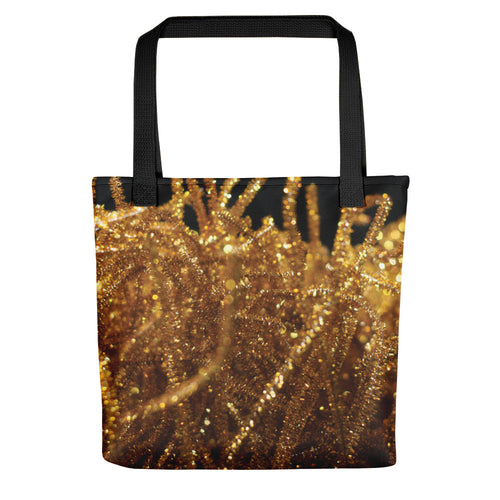 Positively Poppin' Accessories - Tote Bag - FIREFLY