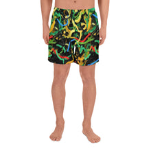 Positively Poppin' Fashion - Men's/Unisex Athletic Shorts - DANCEHALL