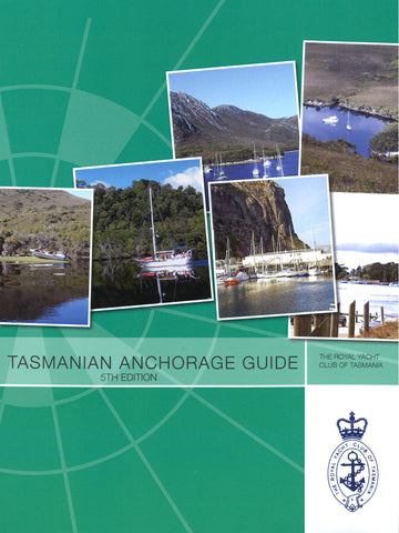 RYCT Tasmanian Anchorage Guide 5th Edition