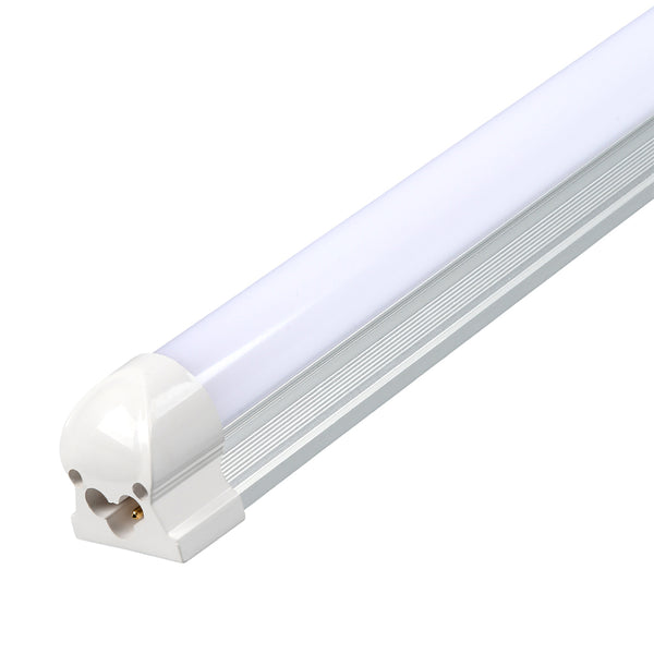 LED Linkable Integrated Tube Light Yonah Series | 8ft | 60Watt | 8400Lumens | 6500K | Frosted Lens | Pack of 4 - nothingbutleds.com
