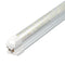 LED Linkable Integrated Tube Light Yonah Series | 8ft | 60Watt | 8400Lumens | 6500K | Striped Lens | Pack of 4 - nothingbutleds.com