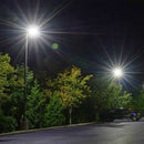 LED Area Light | Street Light | Parking lot light | 100 Watt | 13200 Lumens | 5000K | i9 Series | Yoke Mount | Bronze Housing - nothingbutleds.com