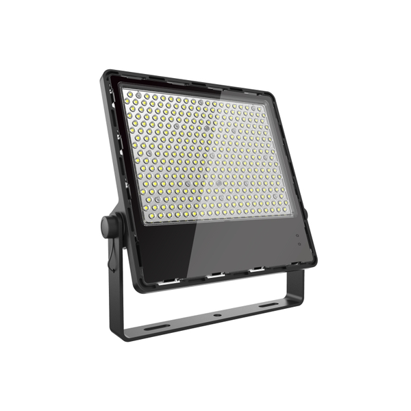 LED Flood Light | 150Watt | 18000 Lumens | 4000K | U-Bracket Mount | Black housing - nothingbutleds.com
