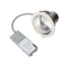 LED Commercial Down Light L20 Series | Fits 6in | 27Watt | up to 2700Lumens | CCT Adjustable 3000K-4000K-5000K - nothingbutleds.com