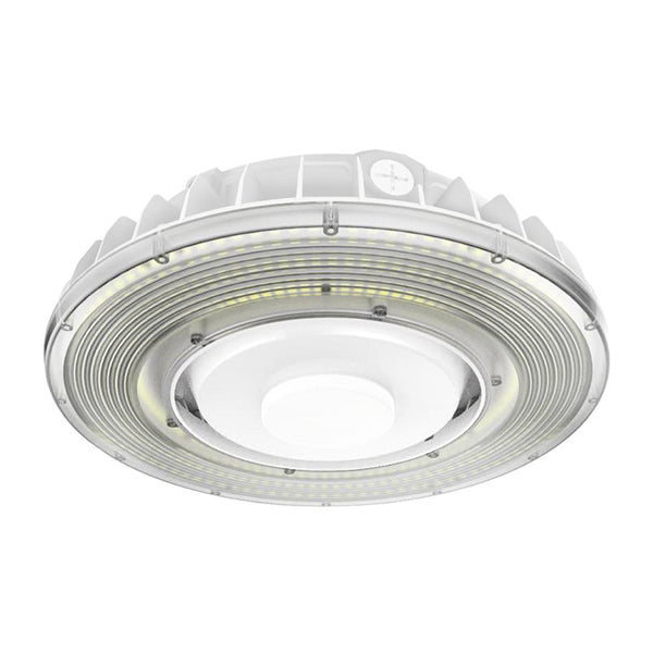 Led Parking Garage light | 100 Watt | 14000 Lumens | CCT Adjustable 3000K 4000K 5000K - nothingbutleds.com
