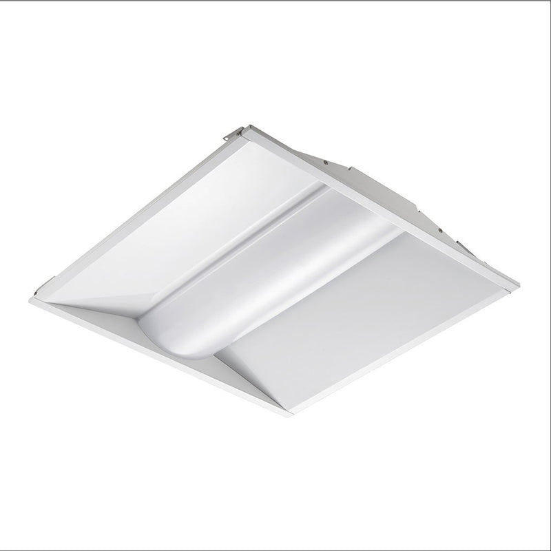 LED Center Basket Troffer Light ZAT Series | 2X2 | 35Watt | 4500Lumens | 4000K - nothingbutleds.com