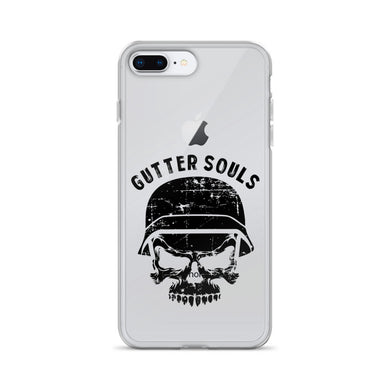 Gutter Souls New Logo ALL iPhone Cases