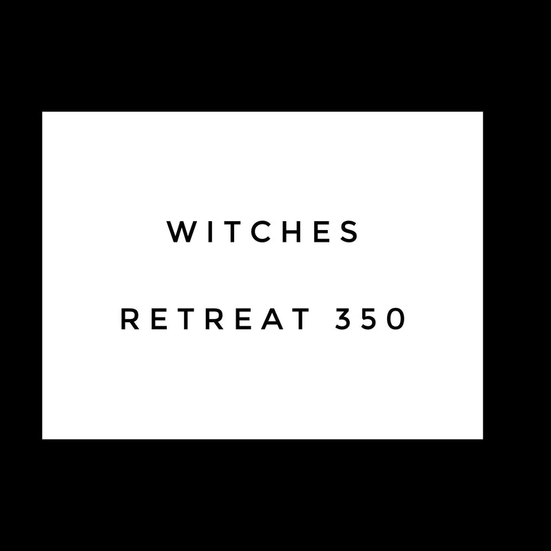 witches retreat class 350 - The Conjure Goddess