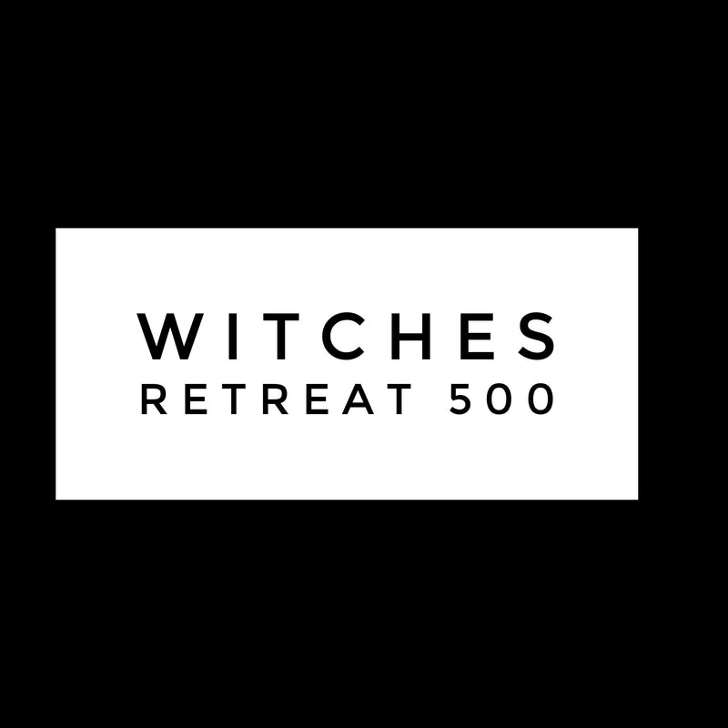 Witches Retreat Class 500 - The Conjure Goddess