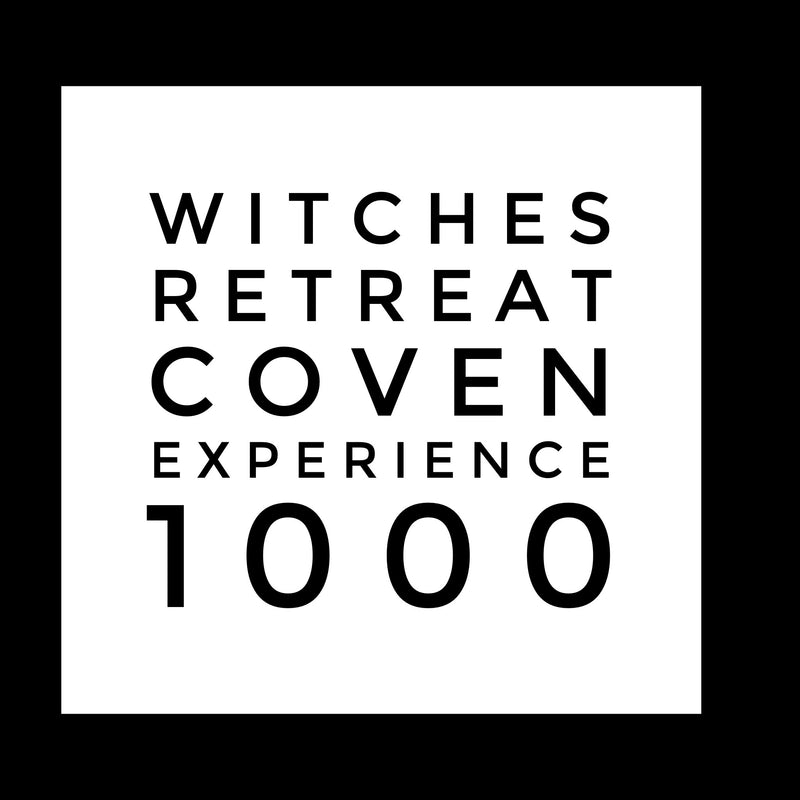 Witches Retreat class 1000 - The Conjure Goddess