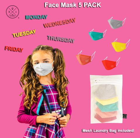 Be Sparkle Reusable face mask