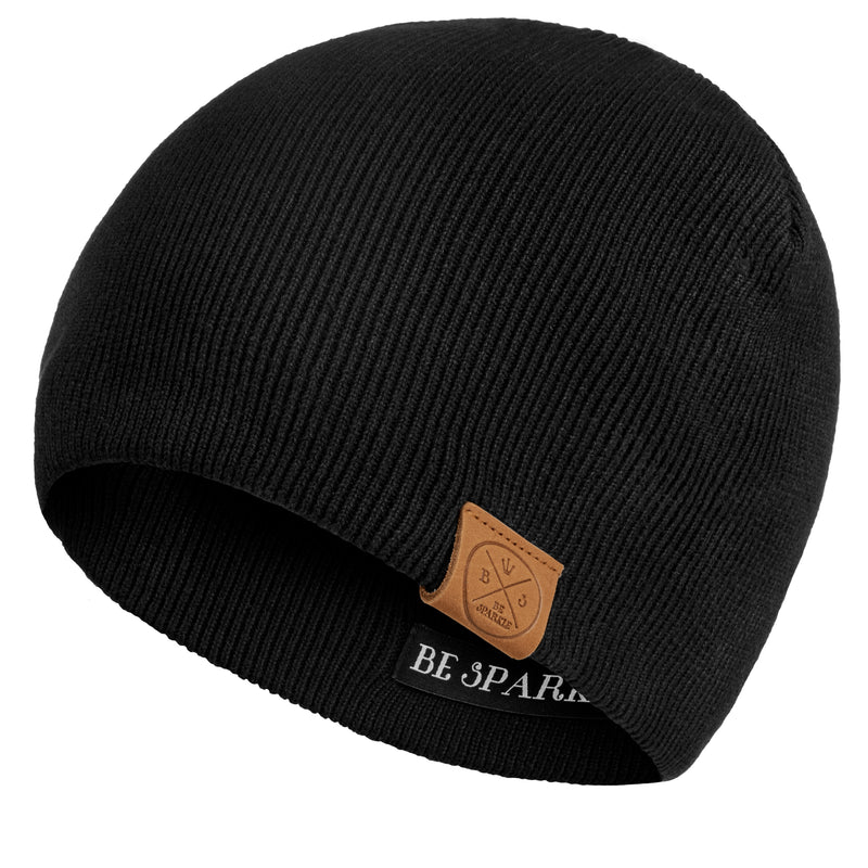 UNISEX BEANIE (BLACK) - Buy Be Sparkle , Fight Cancer