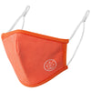 COTTON FACE MASK Kid & Adult (ORANGE) - Buy Be Sparkle , Fight Cancer