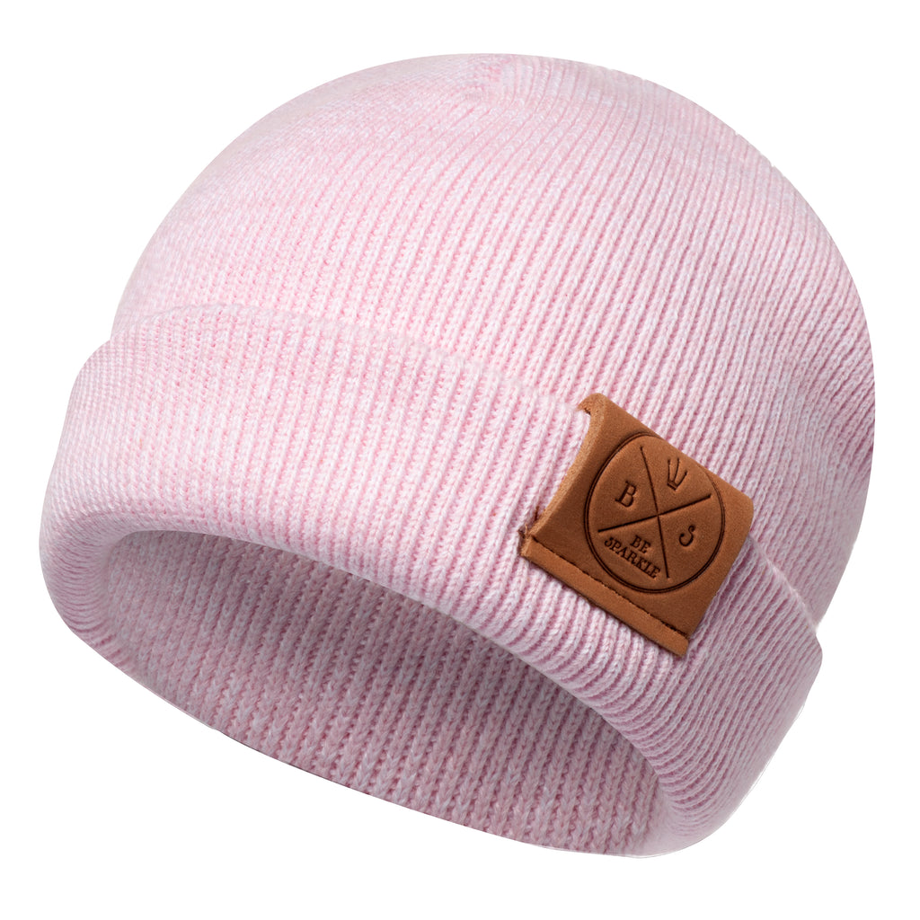 BABY BEANIE (PINK) - Be Sparkle Fashion