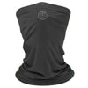 ADULT NECK GAITER FACE MASK (BLACK) - Be Sparkle Fashion