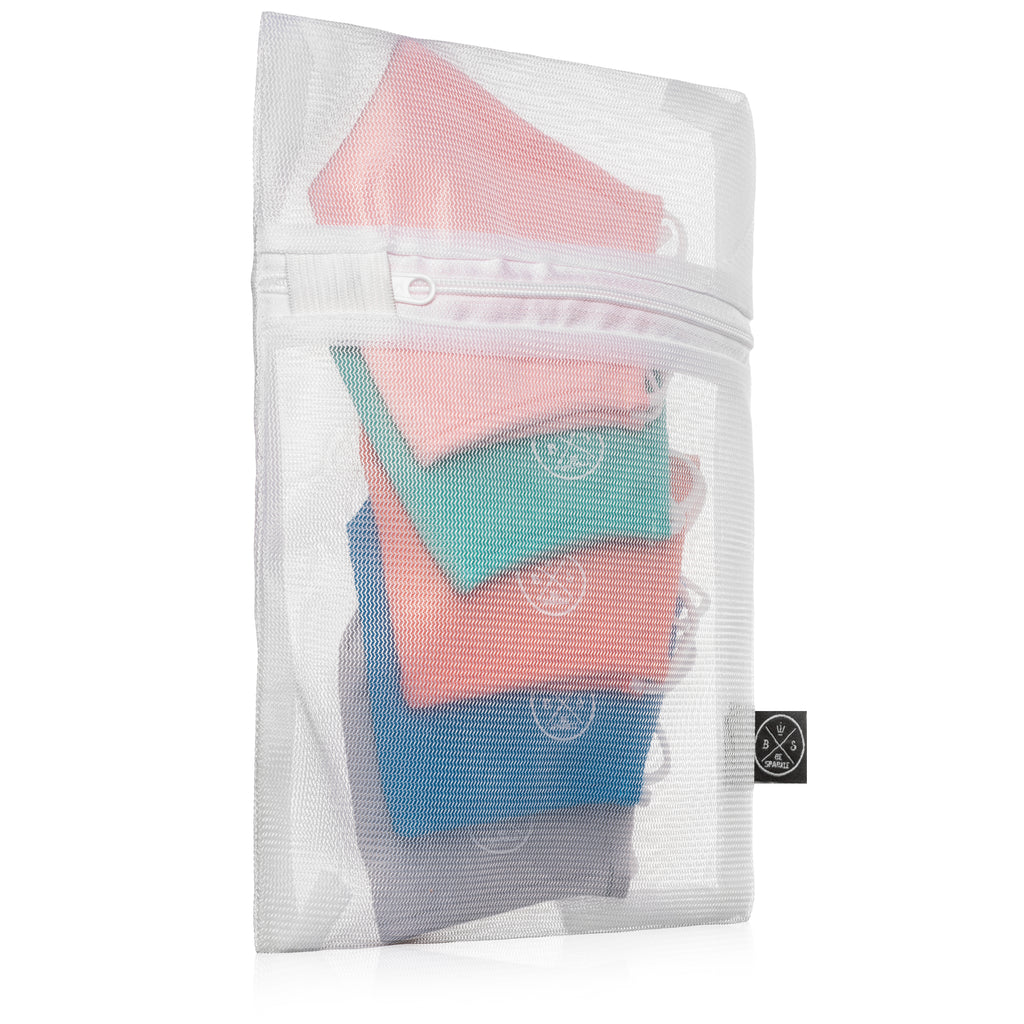 LAUNDRY BAG FOR REUSABLE FACE MASK - Be Sparkle Fashion