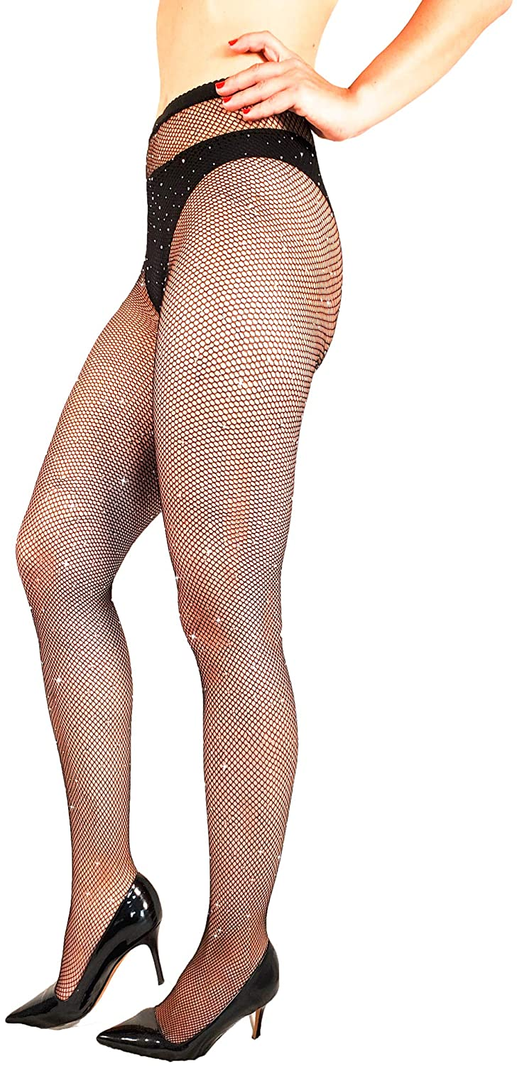 RHINESTONES TIGHTS (NUDE) - Buy Be Sparkle , Fight Cancer