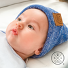 BABY BEANIE (BLUE) - Buy Be Sparkle , Fight Cancer