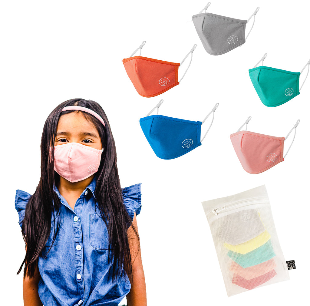 CHILD FACE MASK PACK1 - Be Sparkle Fashion