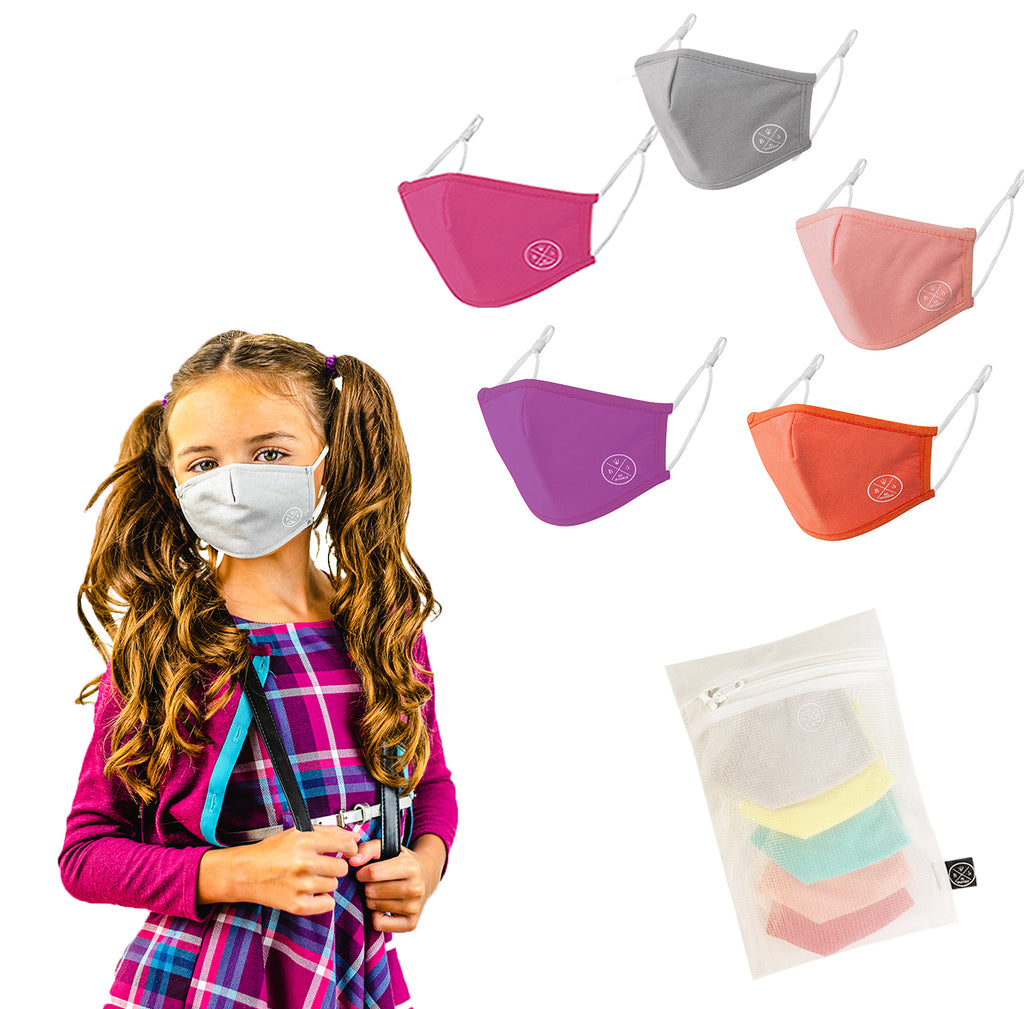 CHILD FACE MASK PACK4 - Be Sparkle Fashion