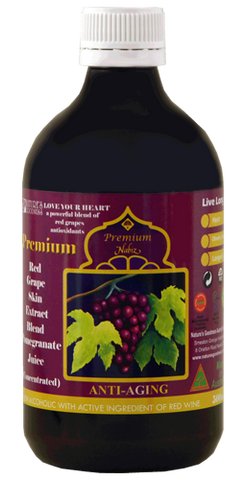 PREMIUM NABIZ JUICE with Resveratrol 500ml *EXPORT ONLY*