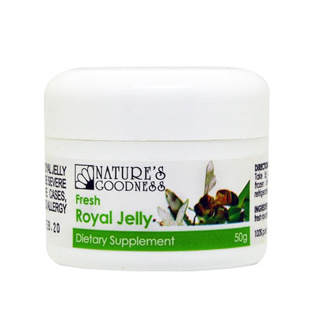 FRESH ROYAL JELLY 50g