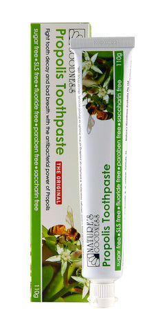 PROPOLIS TOOTHPASTE 110g - SALE 30% OFF