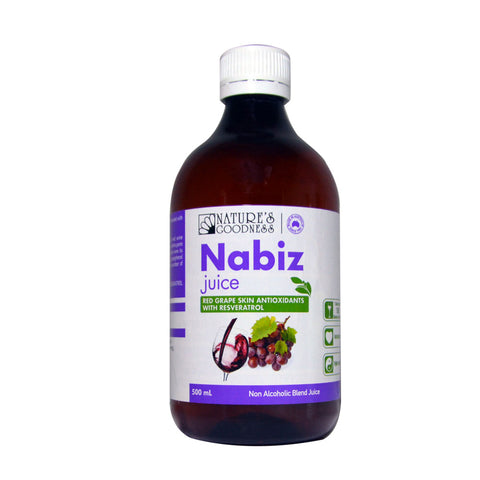 "NABIZ JUICE ""Resveratrol"" 500ml *EXPORT ONLY*"