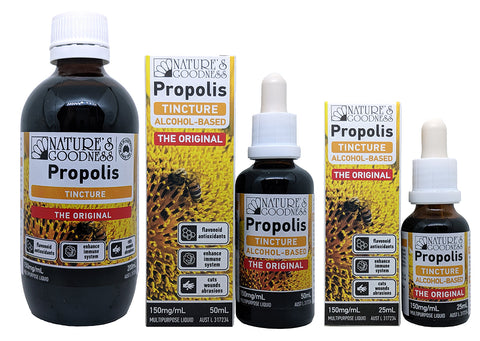 "PROPOLIS Tincture ""The Original"" 150mg/ml"
