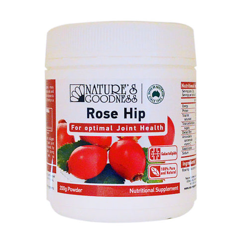 ROSE HIP POWDER 200g
