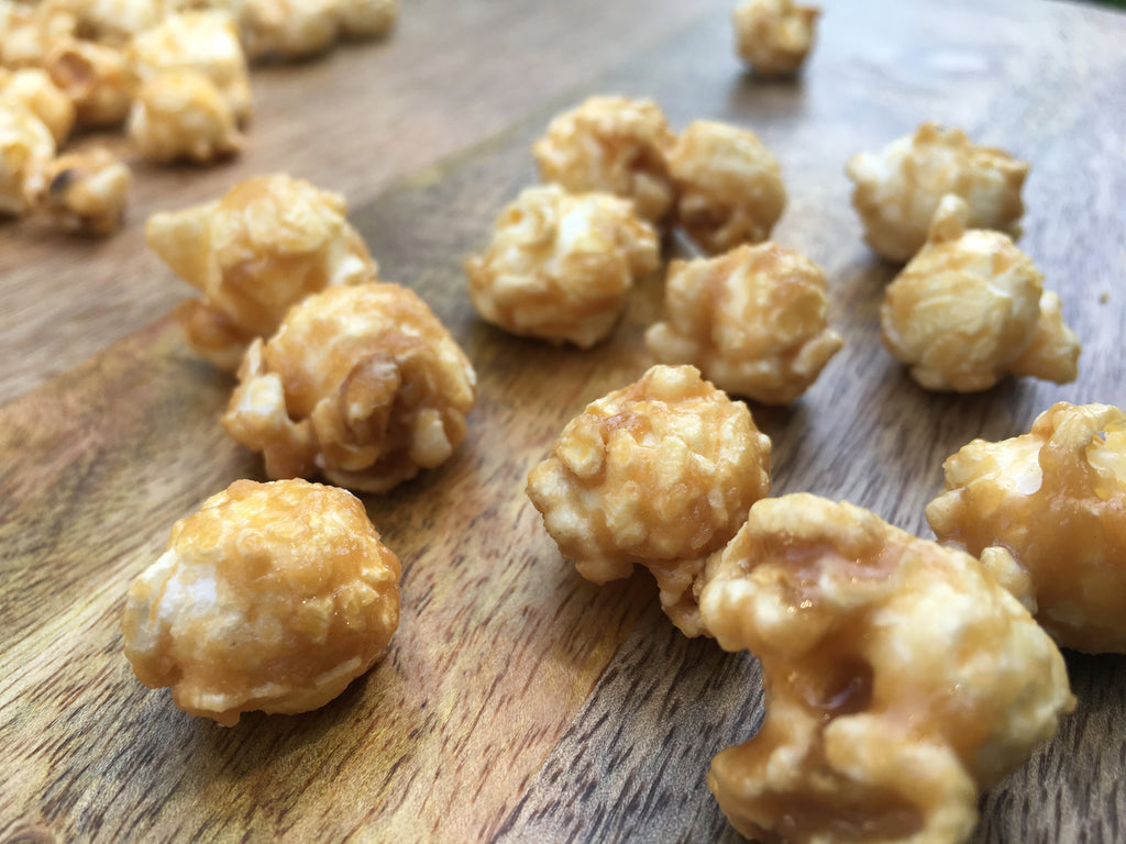 Oklahoma Toffee Popcorn | 1 Gallon