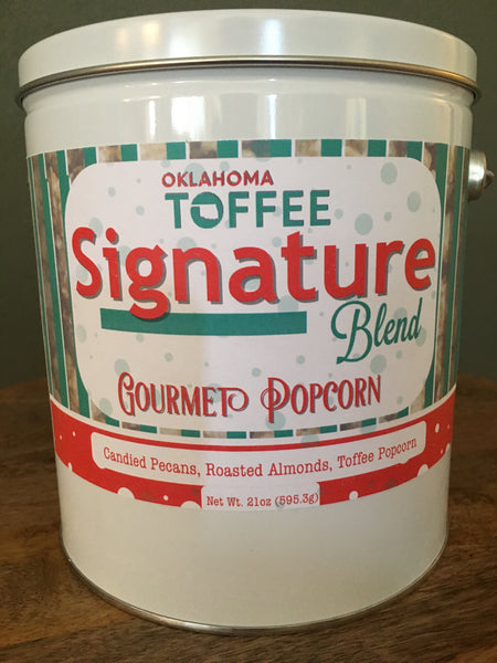 Signature Blend Gourmet Popcorn | 1 Gallon