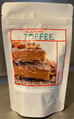 Limestone Fundraiser | Classic Toffee / 5oz Bag