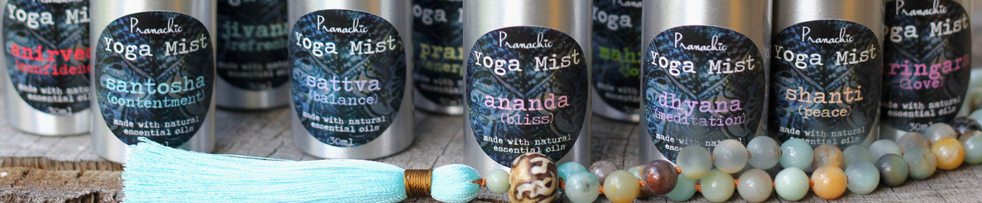 The Story of Pranachic Yoga Mists