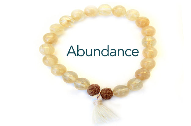 """Abundance is not something we acquire. It is something we tune into."" - Wayne Dyer"
