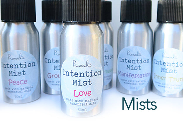 gentle mists made with natural essential oils for the life you lead and love