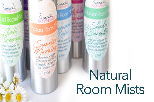 bring nature inside with gorgeous natural scents...