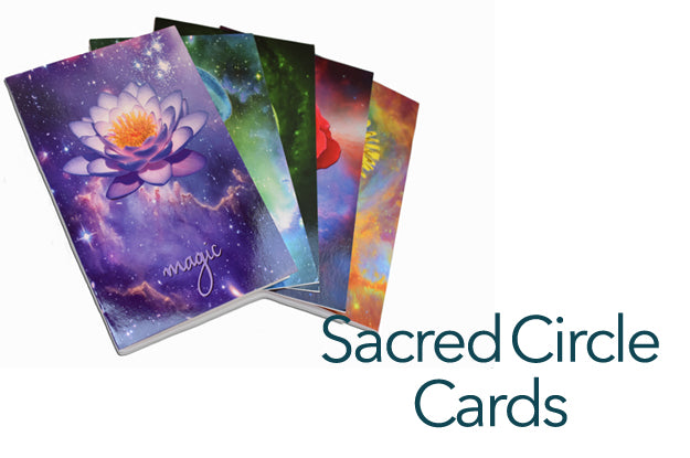 beautiful intention-filled cards
