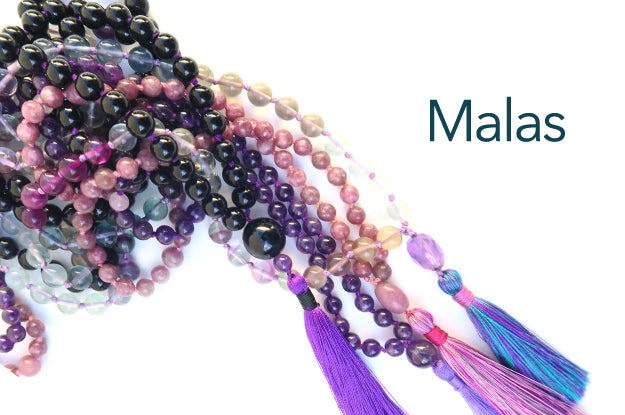 Wear Your Intention - Find Your Mala