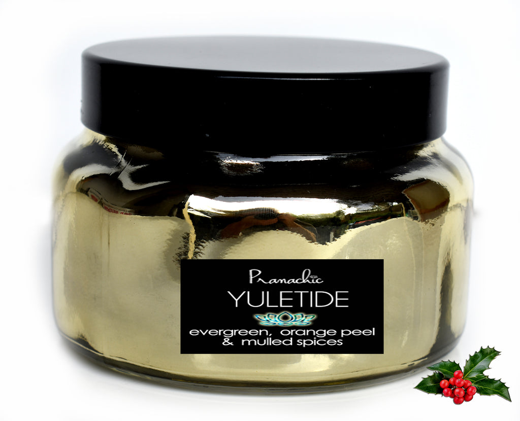 YULETIDE - Special Seasonal Luxe Candle